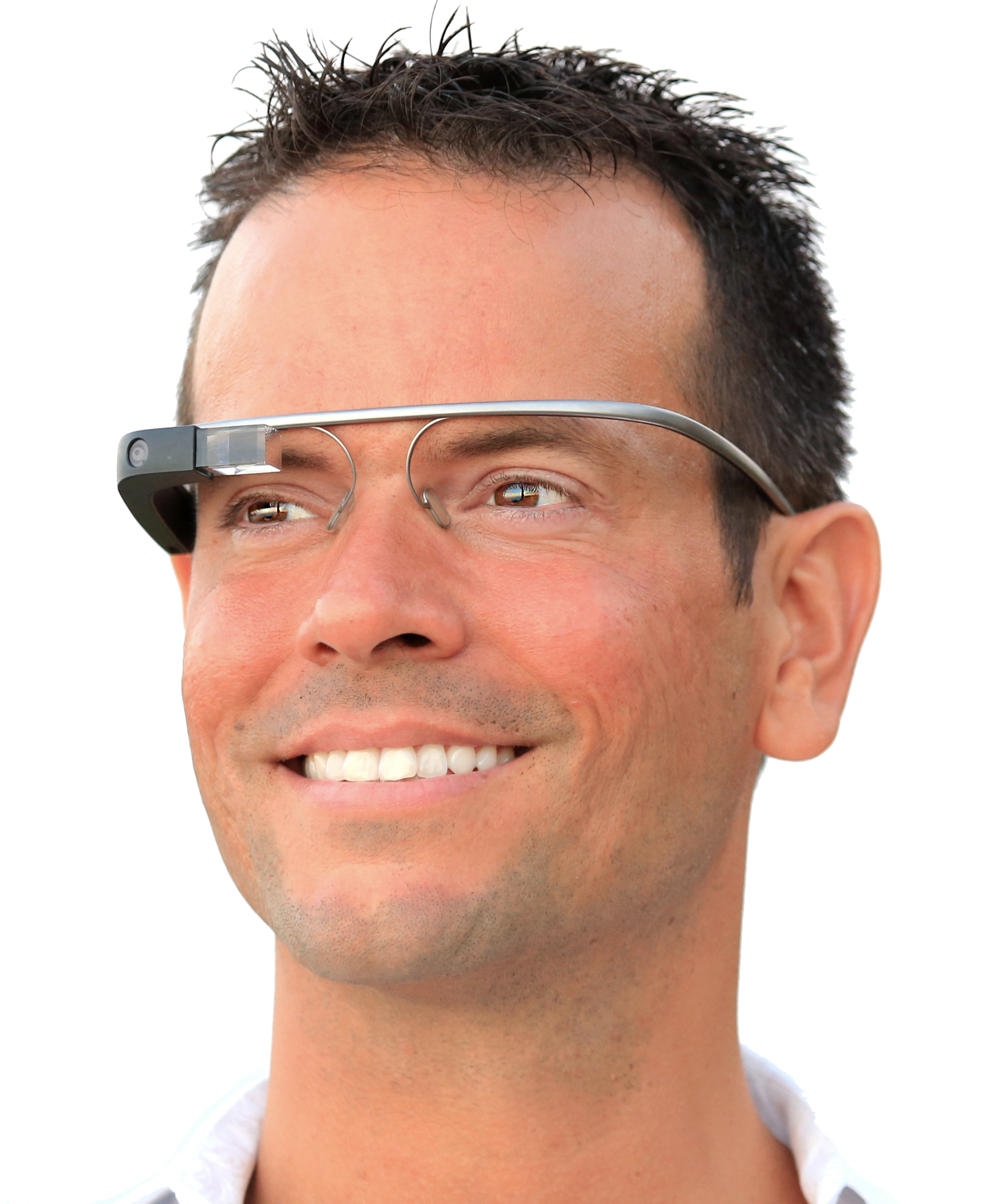 Ned Sahin - Google Glass - Brain Power
